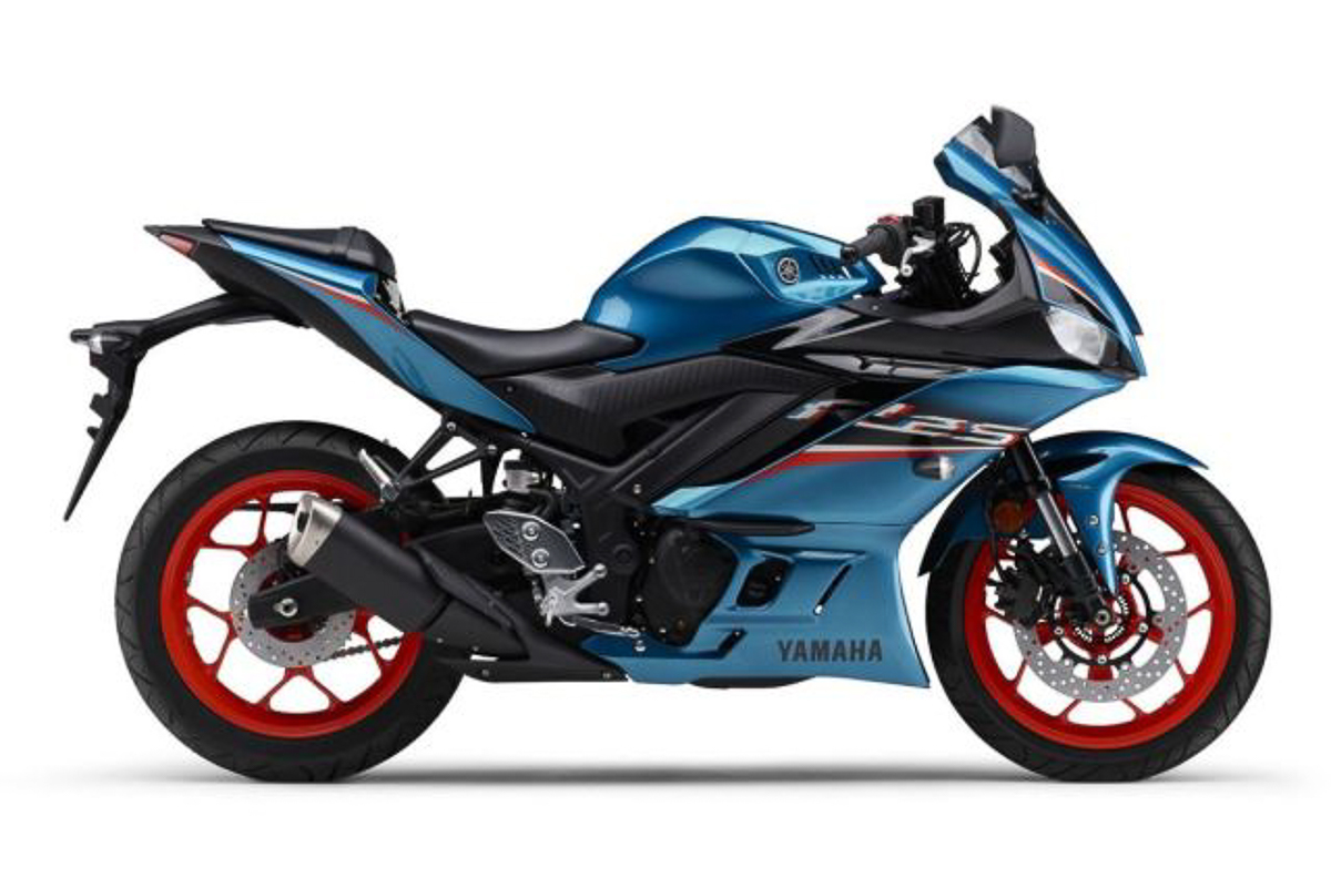 Yamaha YZF-R 25 technical specifications